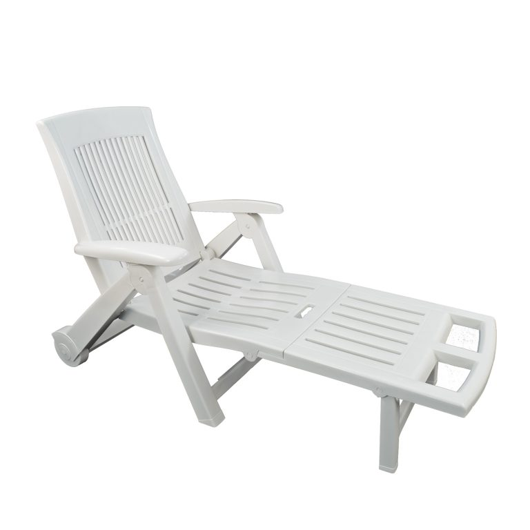 POTENZA LOUNGER WHITE FRONT RIGHT