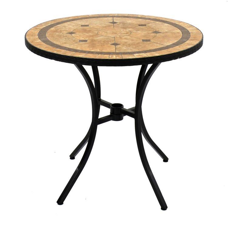 RICHMOND 76CM BISTRO TABLE PROFILE