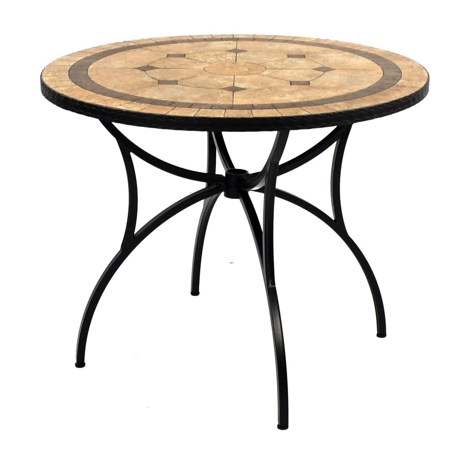 RICHMOND 91CM PATIO TABLE PROFILE