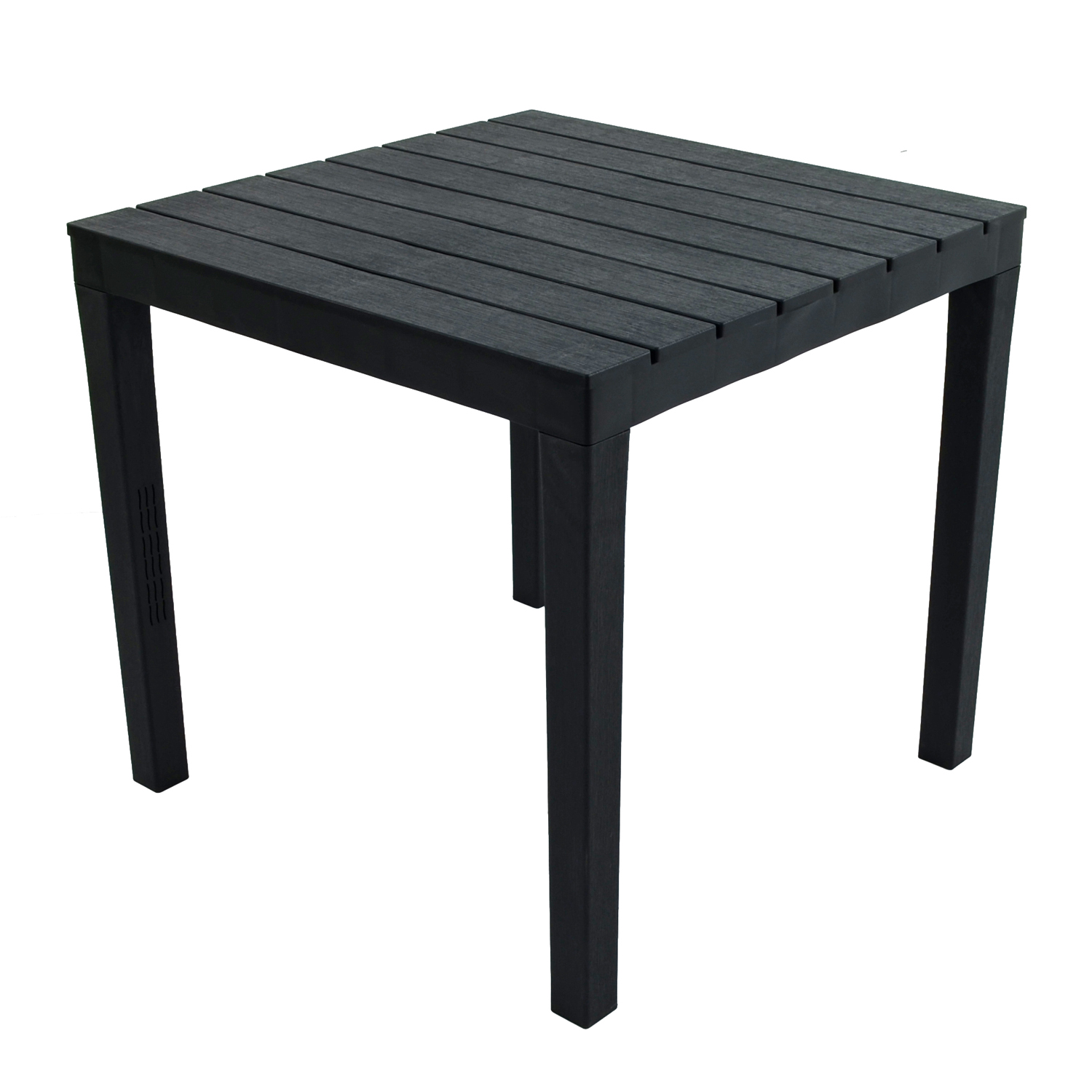 ROMA SQUARE TABLE ANTHRACITE