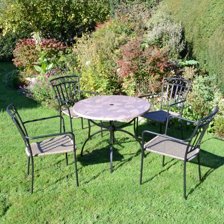 ROMANO PATIO 90CM SET MODENA OUTDOOR