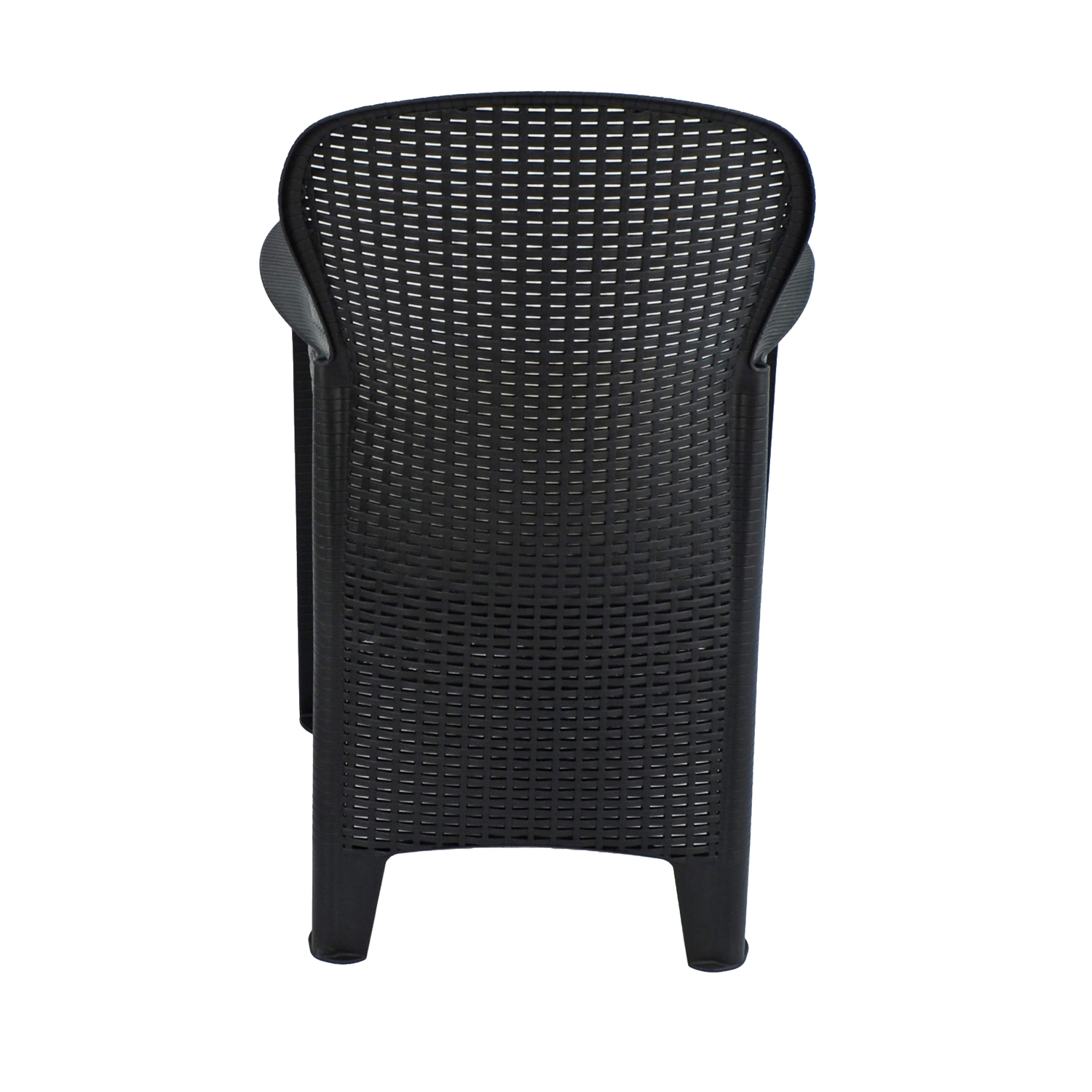 SICILY CHAIR ANTHRACITE BACK