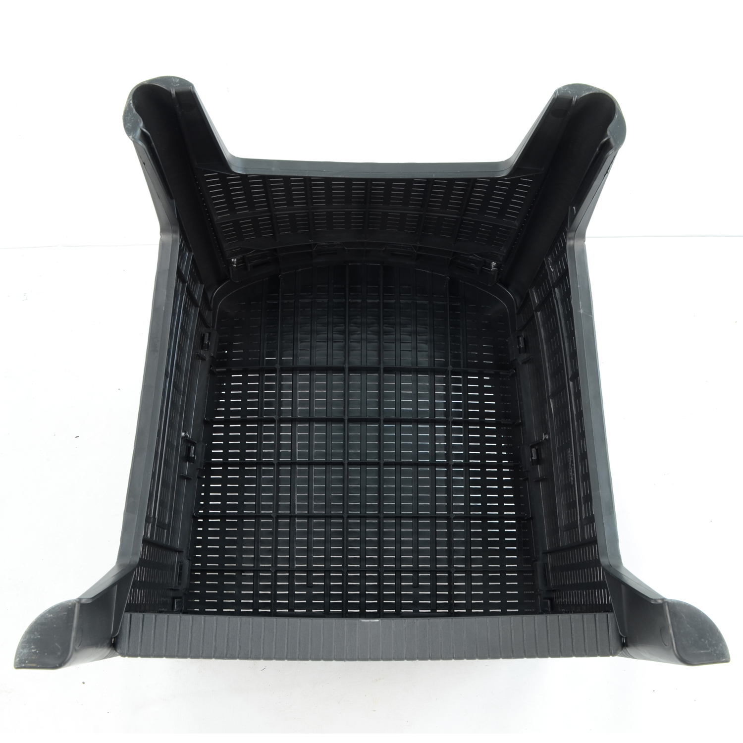 SICILY CHAIR ANTHRACITE UNDERSIDE