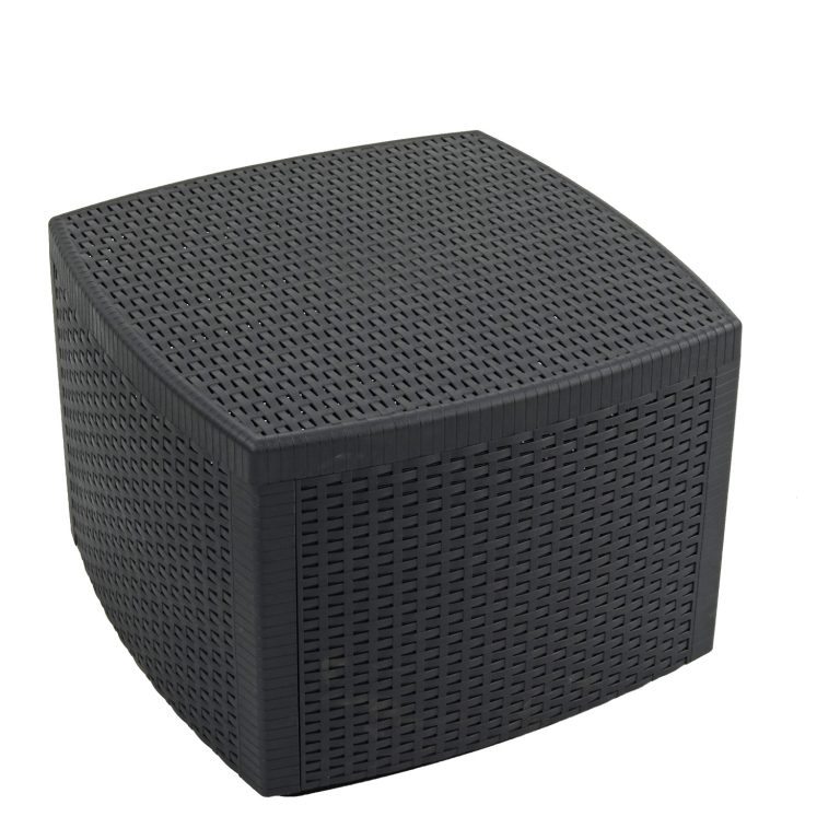 SICILY SIDE TABLE ANTHRACITE