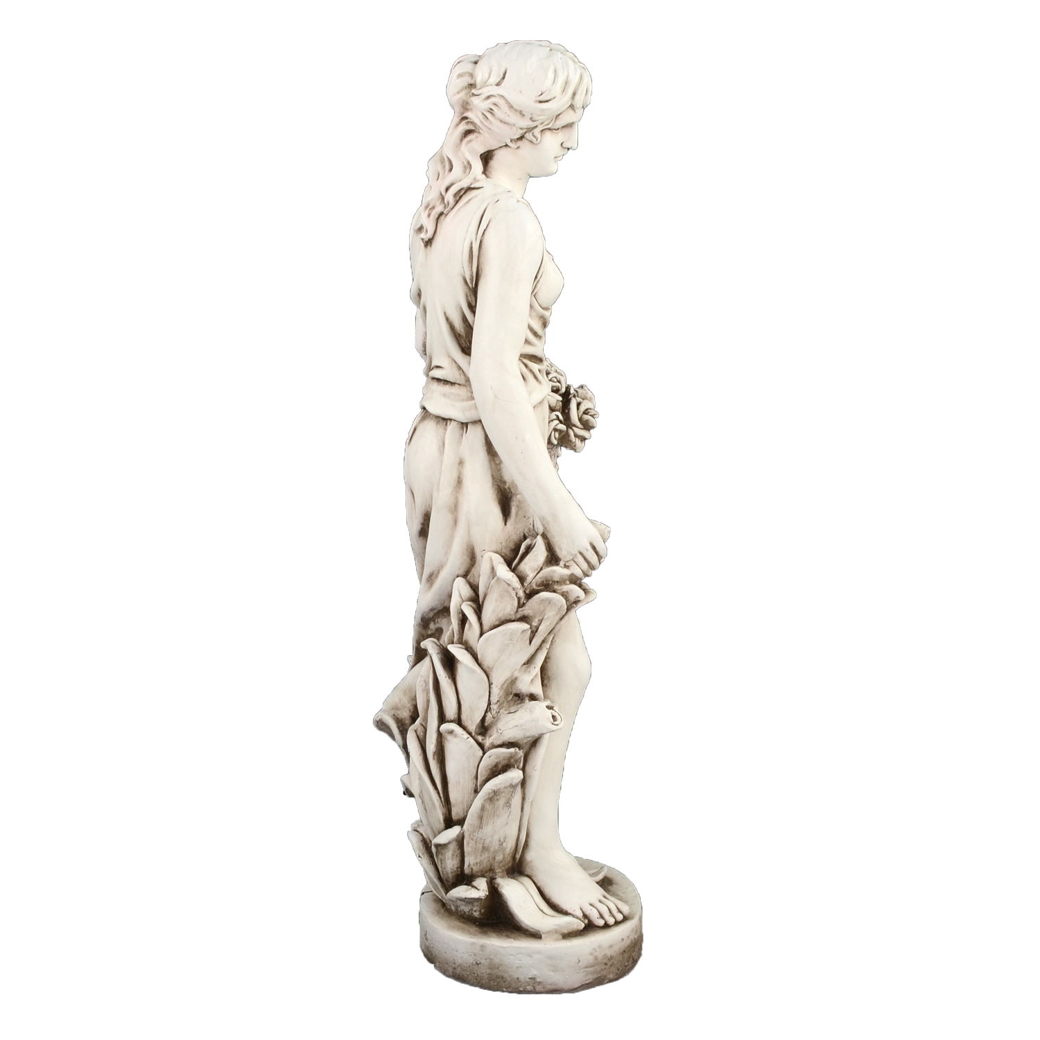 SUSIE IN SPRING 119CM ANTIQUE STONE EFFECT RIGHT