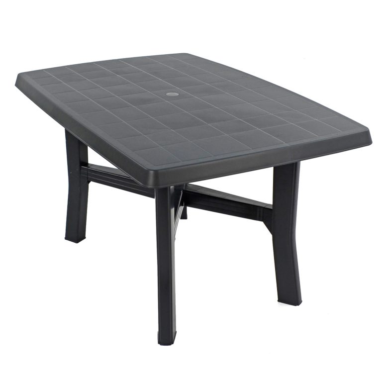 TARANTO 4 TABLE ANTHRACITE