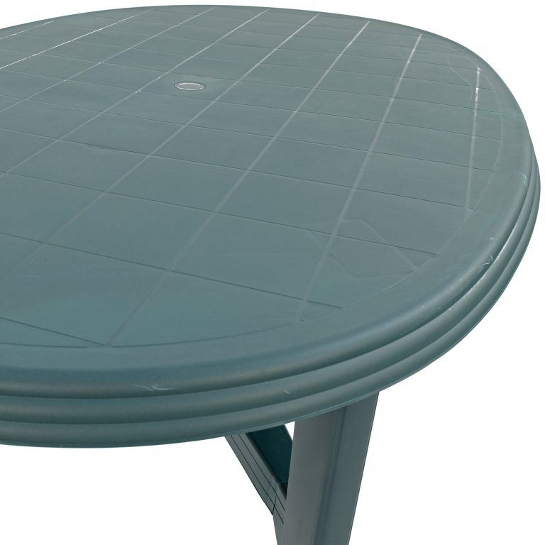 TERAMO 6 TABLE GREEN DETAIL