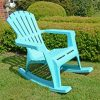 ANDRIA ROCKING CHAIR BLUE LG1