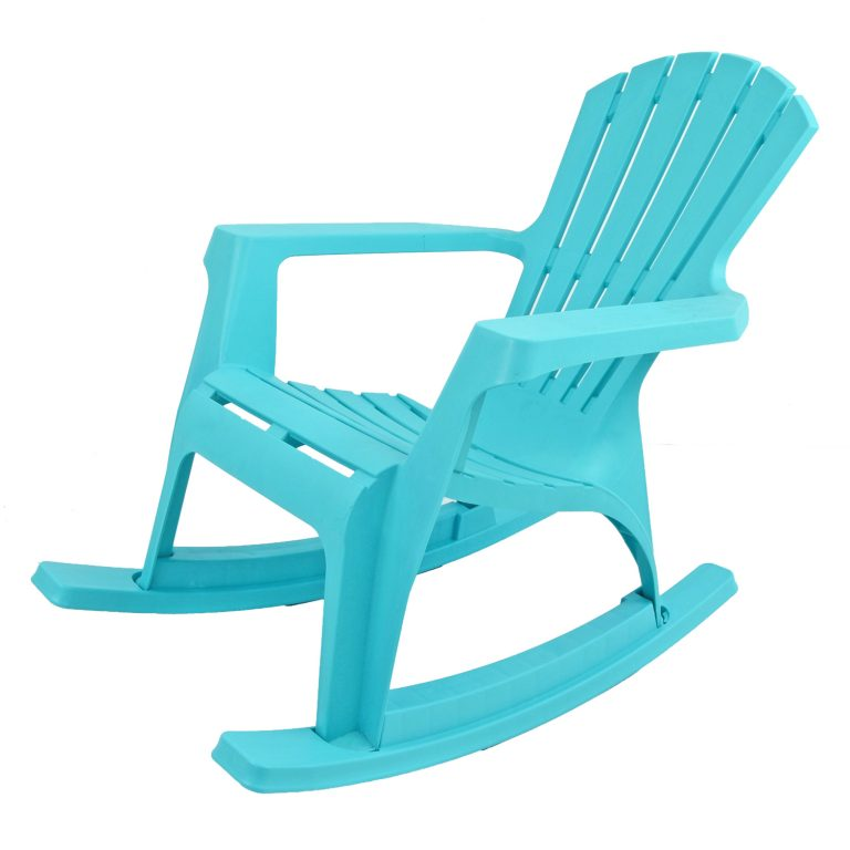 ANDRIA ROCKING CHAIR BLUE WG1
