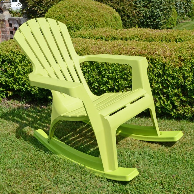ANDRIA ROCKING CHAIR LIME LG1