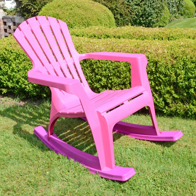 ANDRIA ROCKING CHAIR PINK LG1