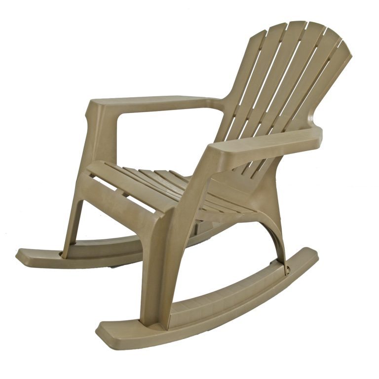 ANDRIA ROCKING CHAIR TAUPE WG1