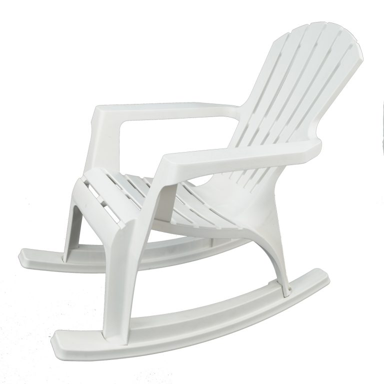ANDRIA ROCKING CHAIR WHITE WG1