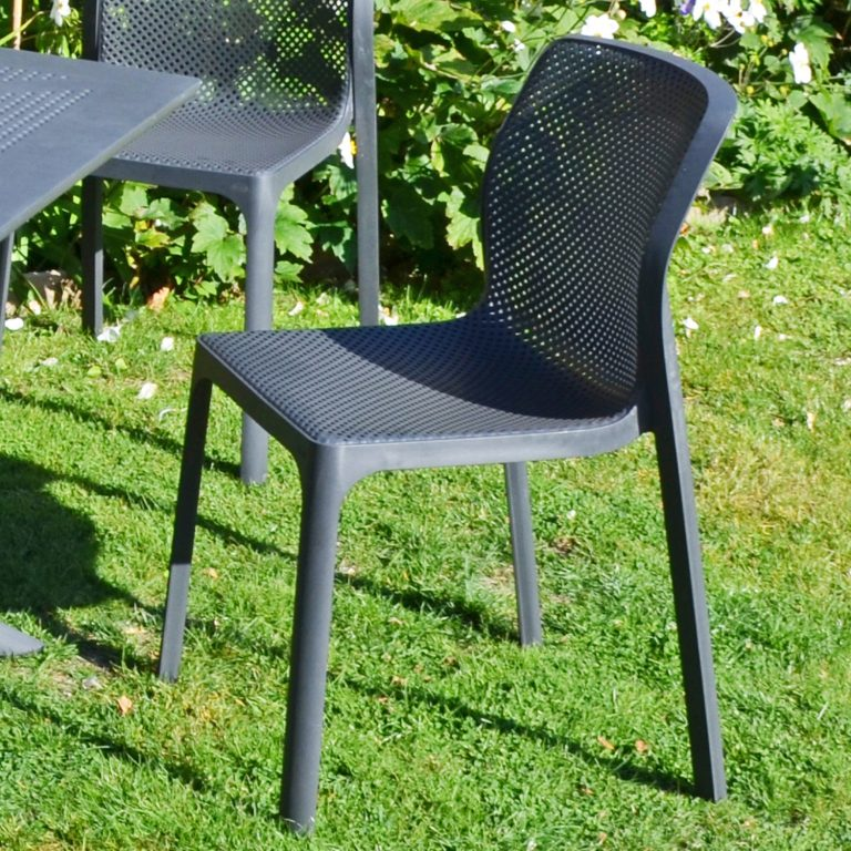 BIT CHAIR ANTHRACITE LS1