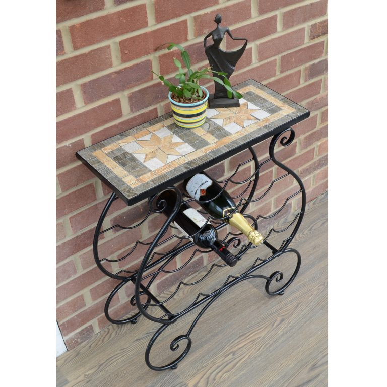 BRAVA WINE RACK TABLE LS1