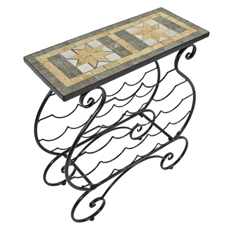 BRAVA WINE RACK TABLE PROFILE WS3