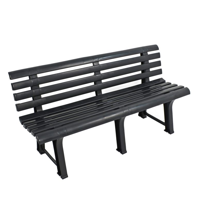 BRINDISI BENCH ANTHRACITE PROFILE WS1