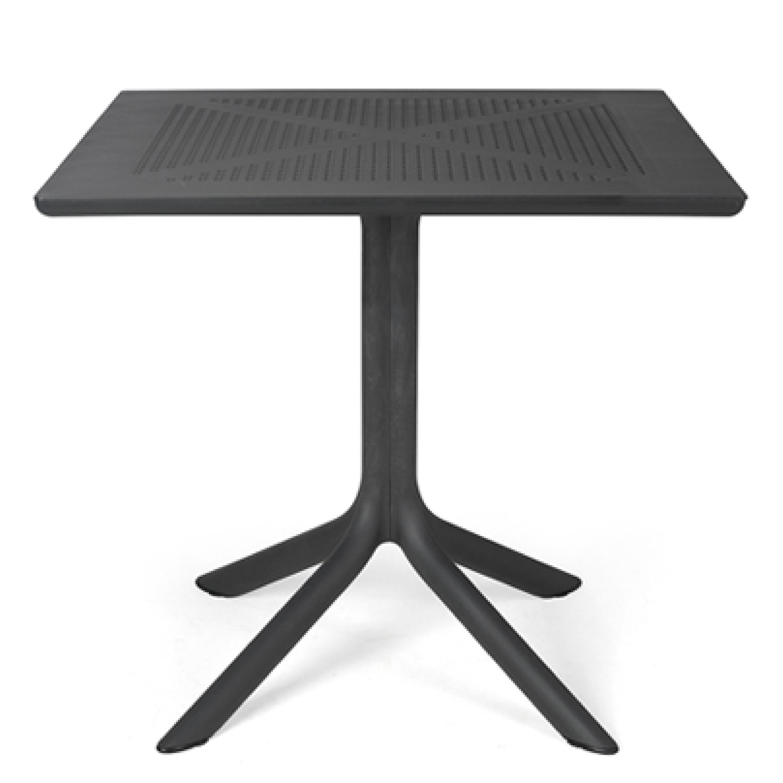 CLIP TABLE ANTHRACITE PROFILE WS1