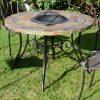 COLORADO 107CM FIRE PIT TABLE PROFILE LS3