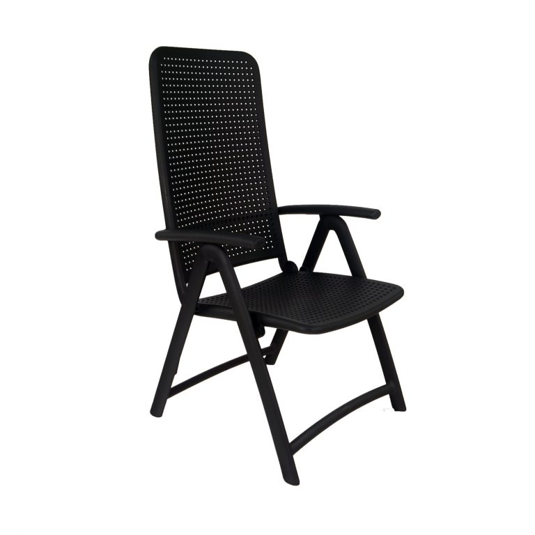 DARSENA CHAIR ANTHRACITE PROFILE WS1