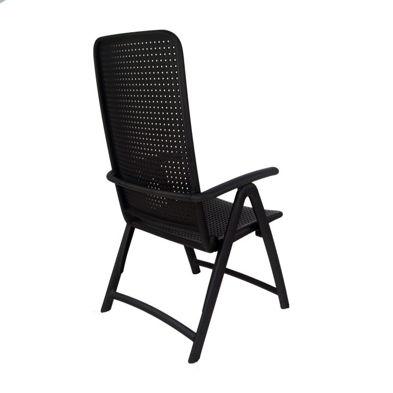 DARSENA CHAIR ANTHRACITE PROFILE WS4