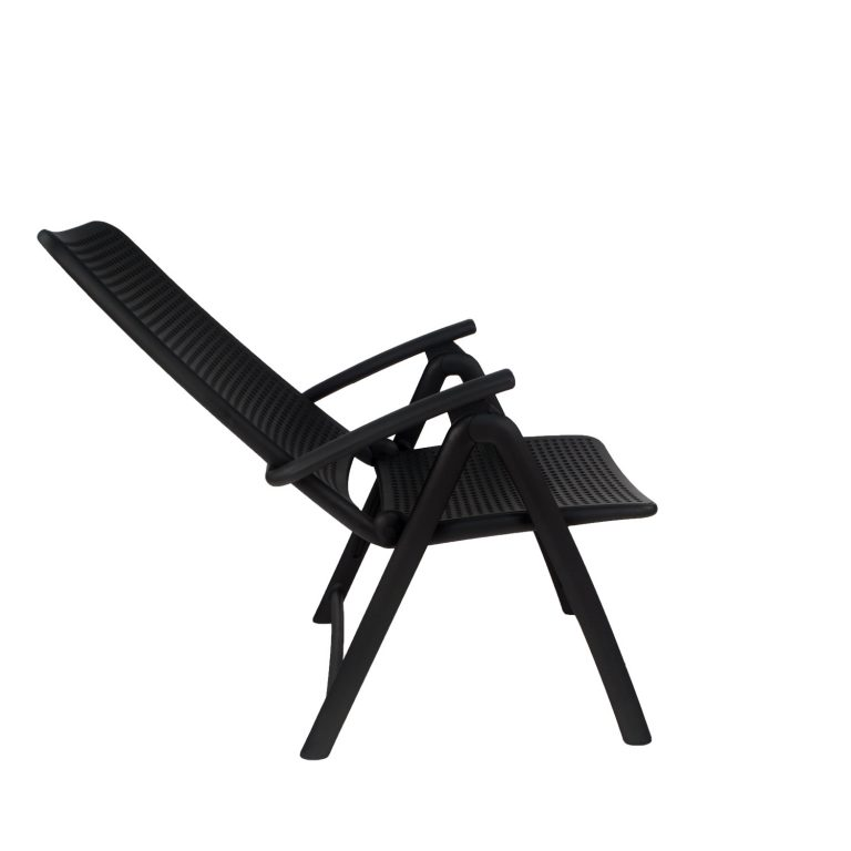 DARSENA CHAIR ANTHRACITE PROFILE WS9