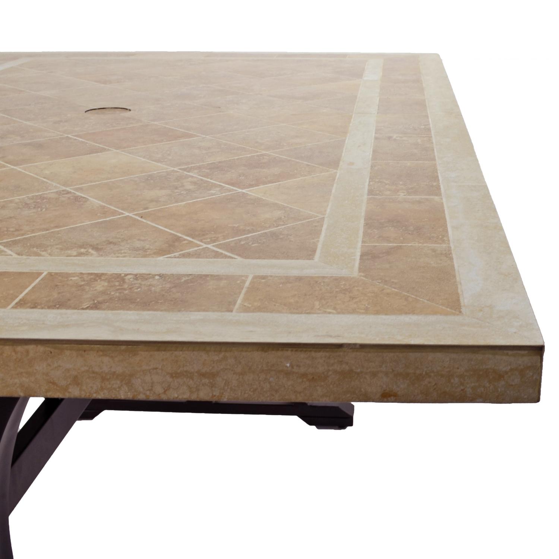 HAMPTON DINING TABLE DETAIL WS2