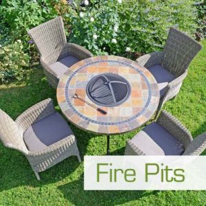 Fire Pits from Green Fern Garden Furniture