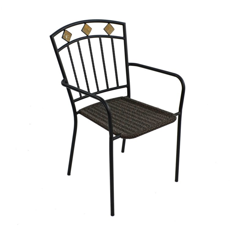 MALAGA CHAIR PACK OF 2 PROFILE WG4