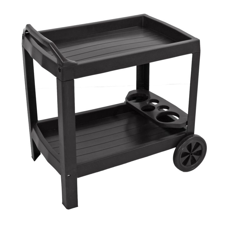 NAPLES TROLLEY ANTHRACITE PROFILE WS1
