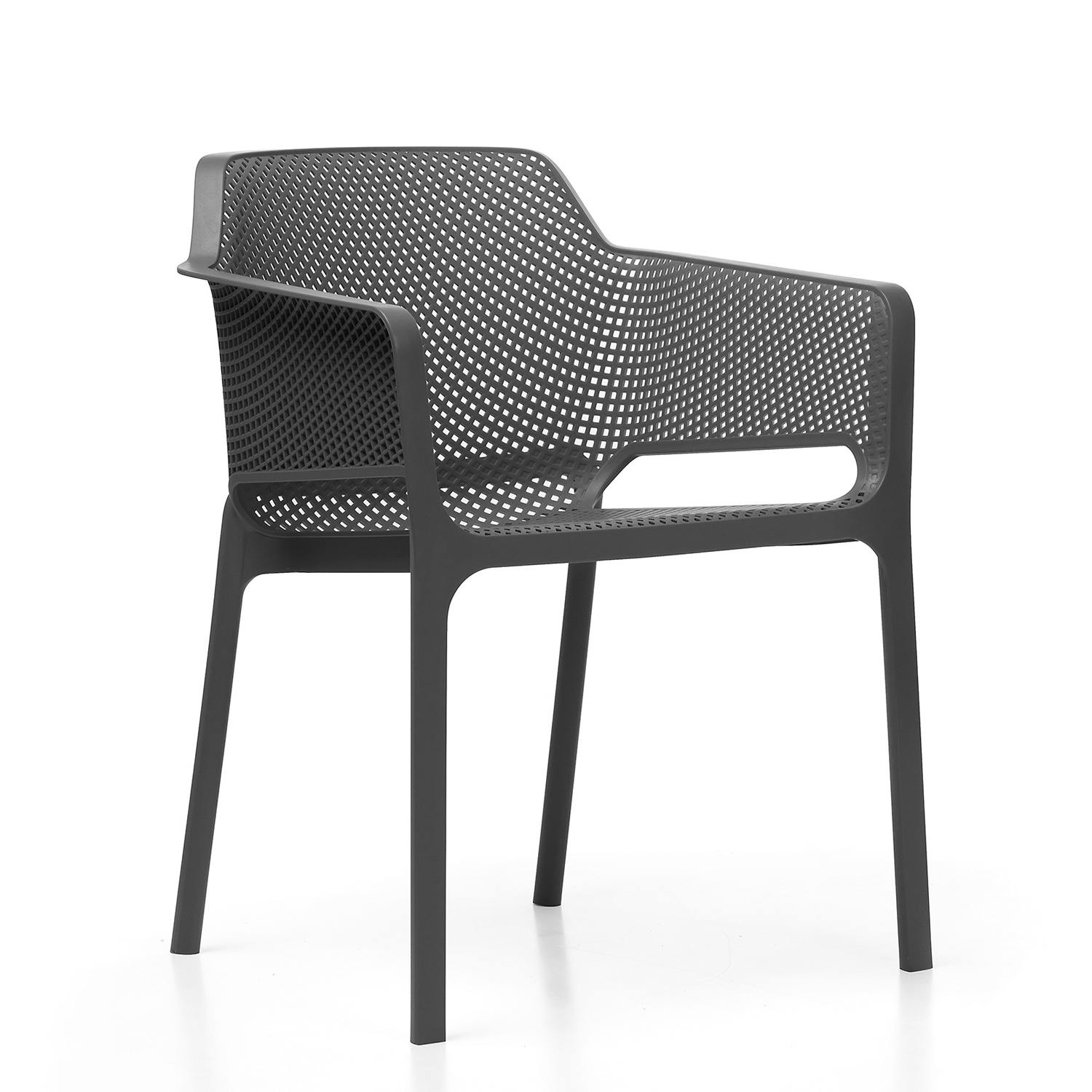 NET CHAIR ANTHRACITE PROFILE WS1