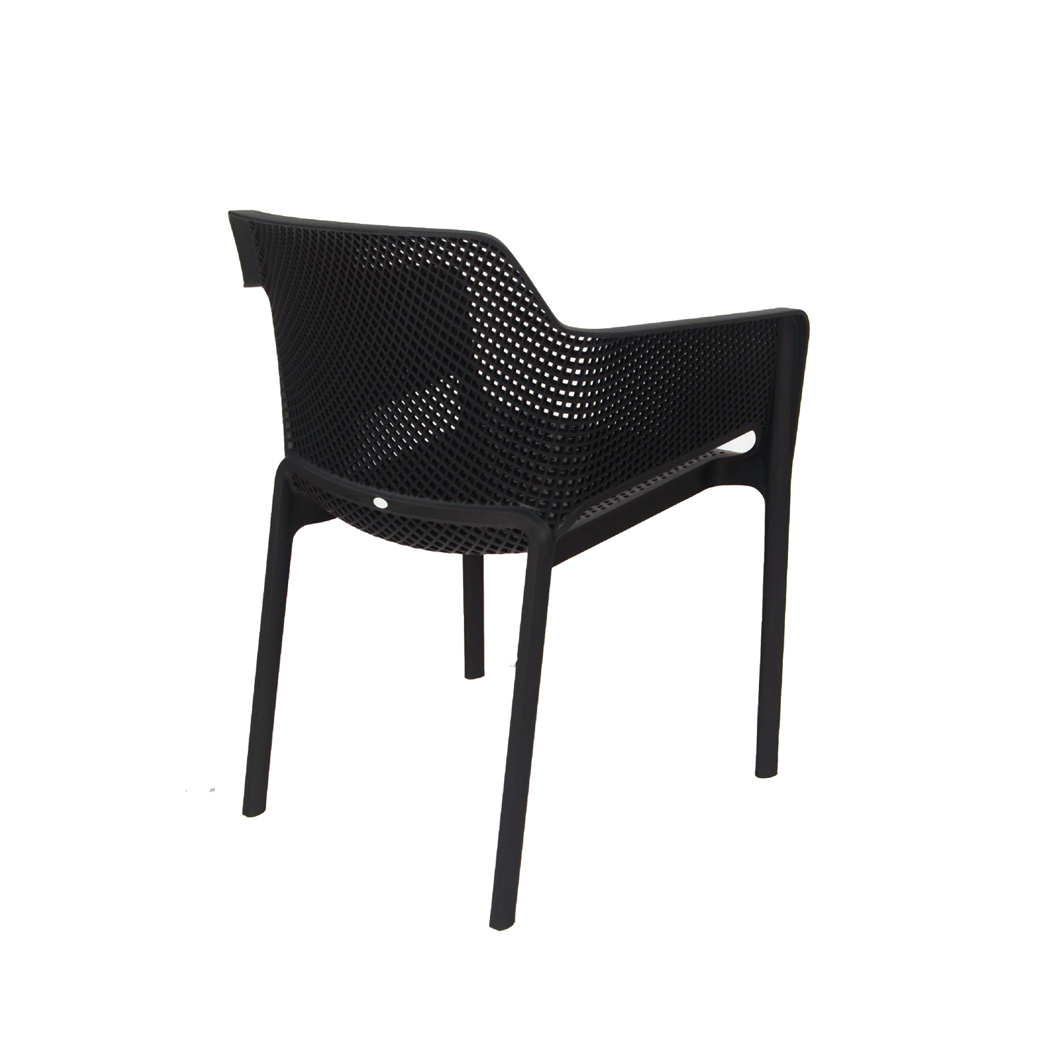 NET CHAIR ANTHRACITE PROFILE WS3