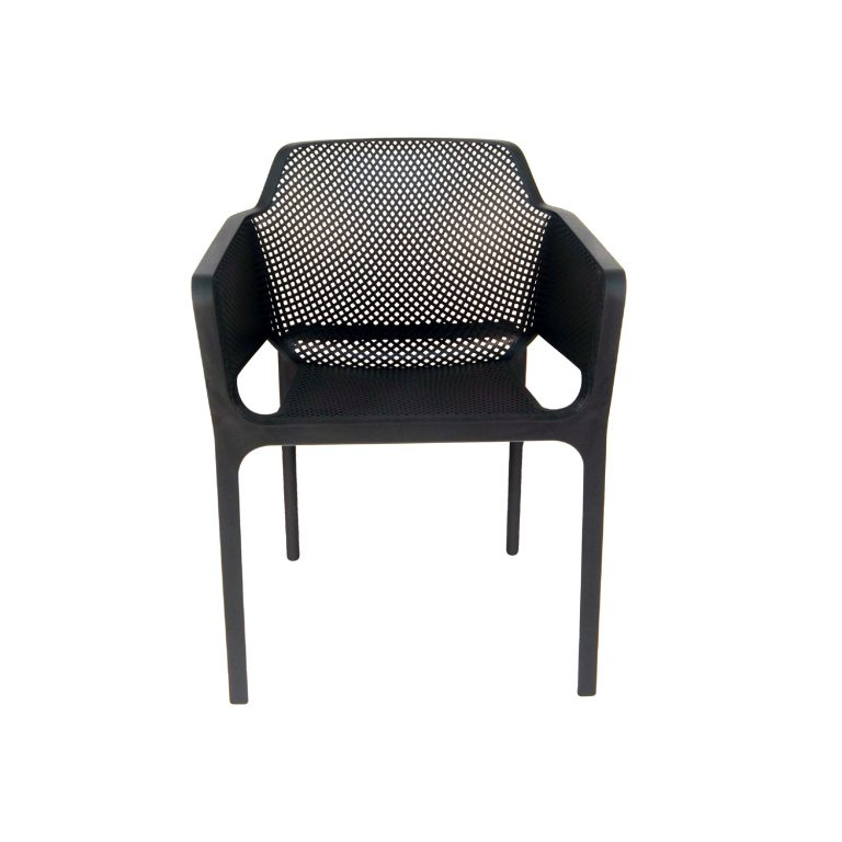 NET CHAIR ANTHRACITE PROFILE WS4