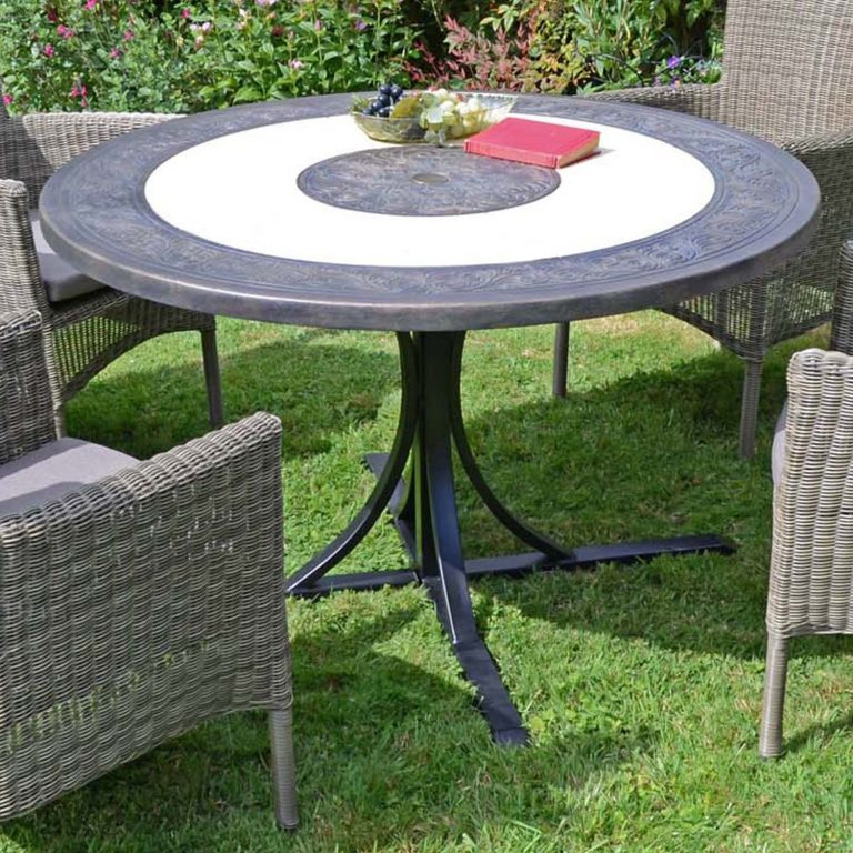 ST MALO 122CM DINING TABLE PROFILE LS2