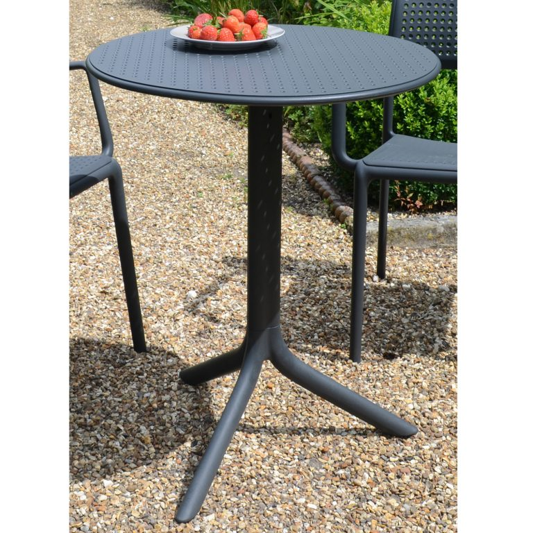 STEP TABLE ANTHRACITE LS1