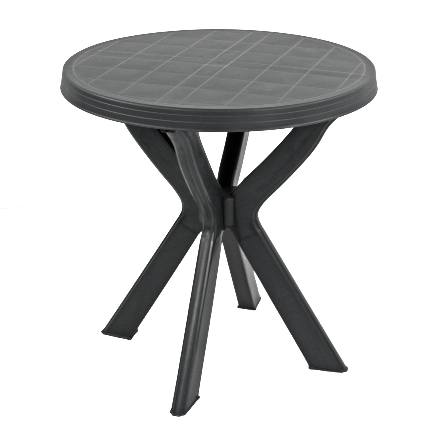 TIVOLI BISTRO TABLE ANTHRACITE PROFILE WS1
