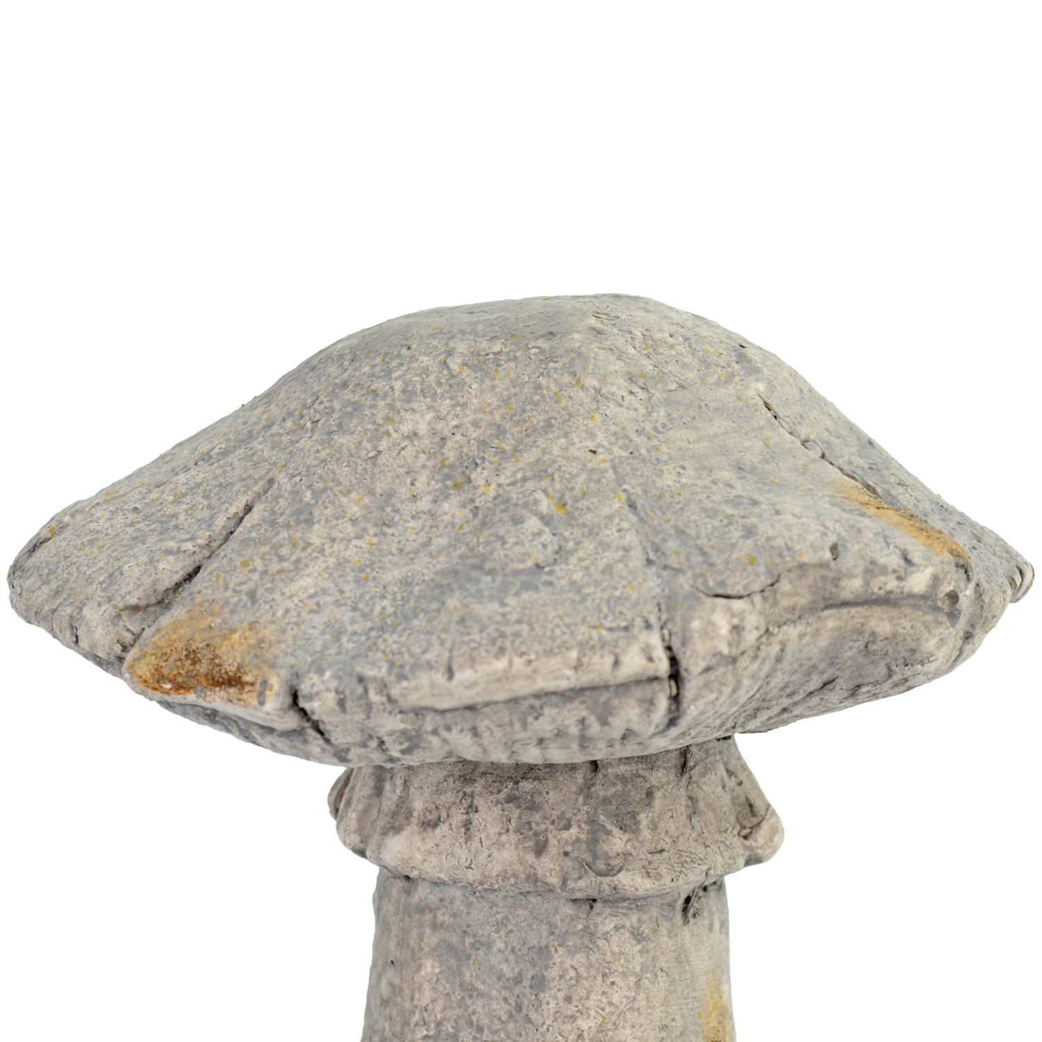 TOADSTOOL LOW 30CM WEATHERED STONE EFFECT DETAIL WS6
