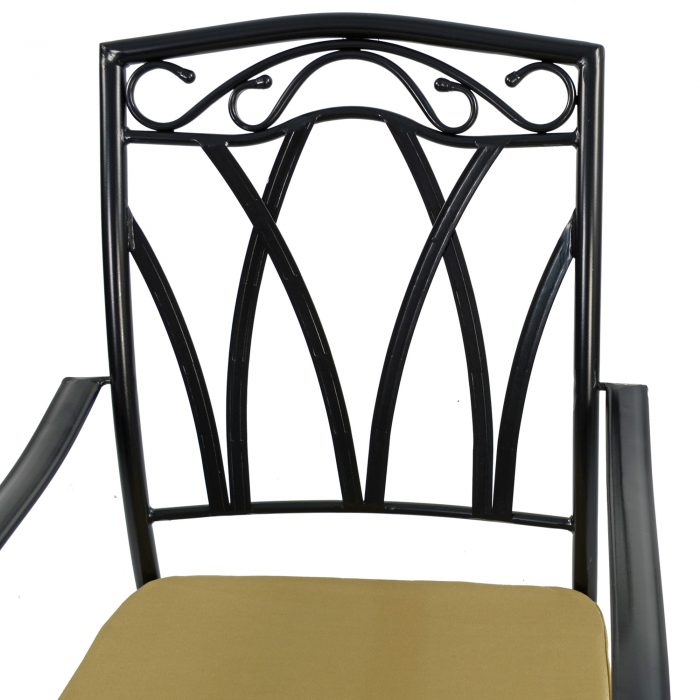 ASCOT DINING CHAIR DETAIL WS6