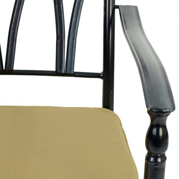 ASCOT DINING CHAIR DETAIL WS7
