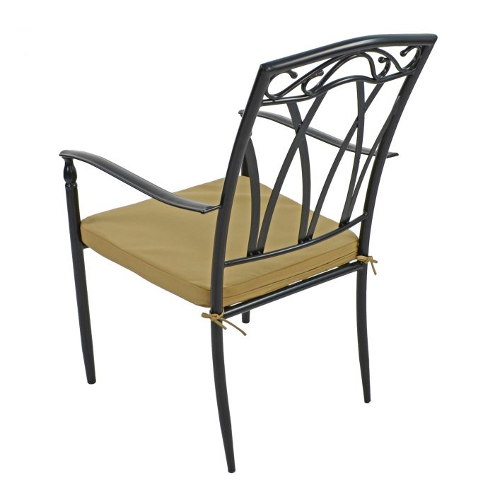 ASCOT DINING CHAIR PROFILE WS3