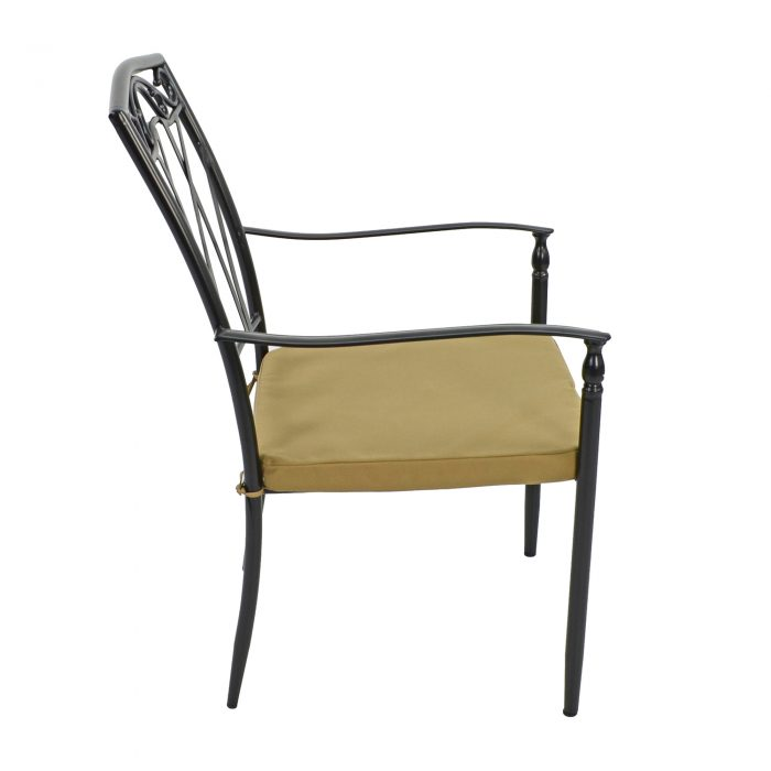 ASCOT DINING CHAIR PROFILE WS5