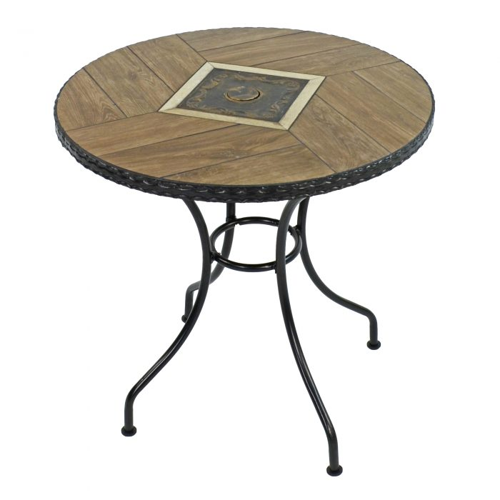 HASLEMERE 71CM BISTRO TABLE PROFILE WS1