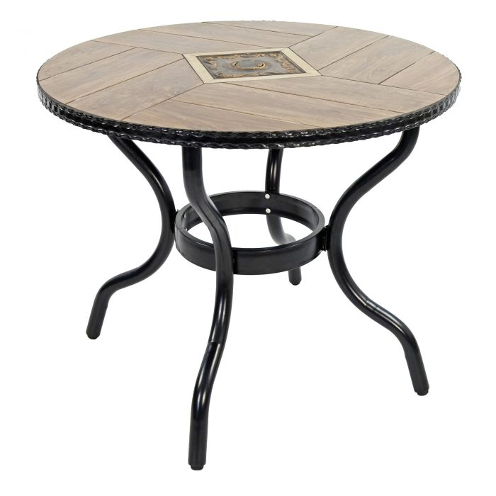 HASLEMERE 91CM BISTRO TABLE PROFILE WS1