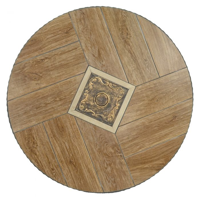 HASLEMERE 91CM BISTRO TABLE TOP WS3