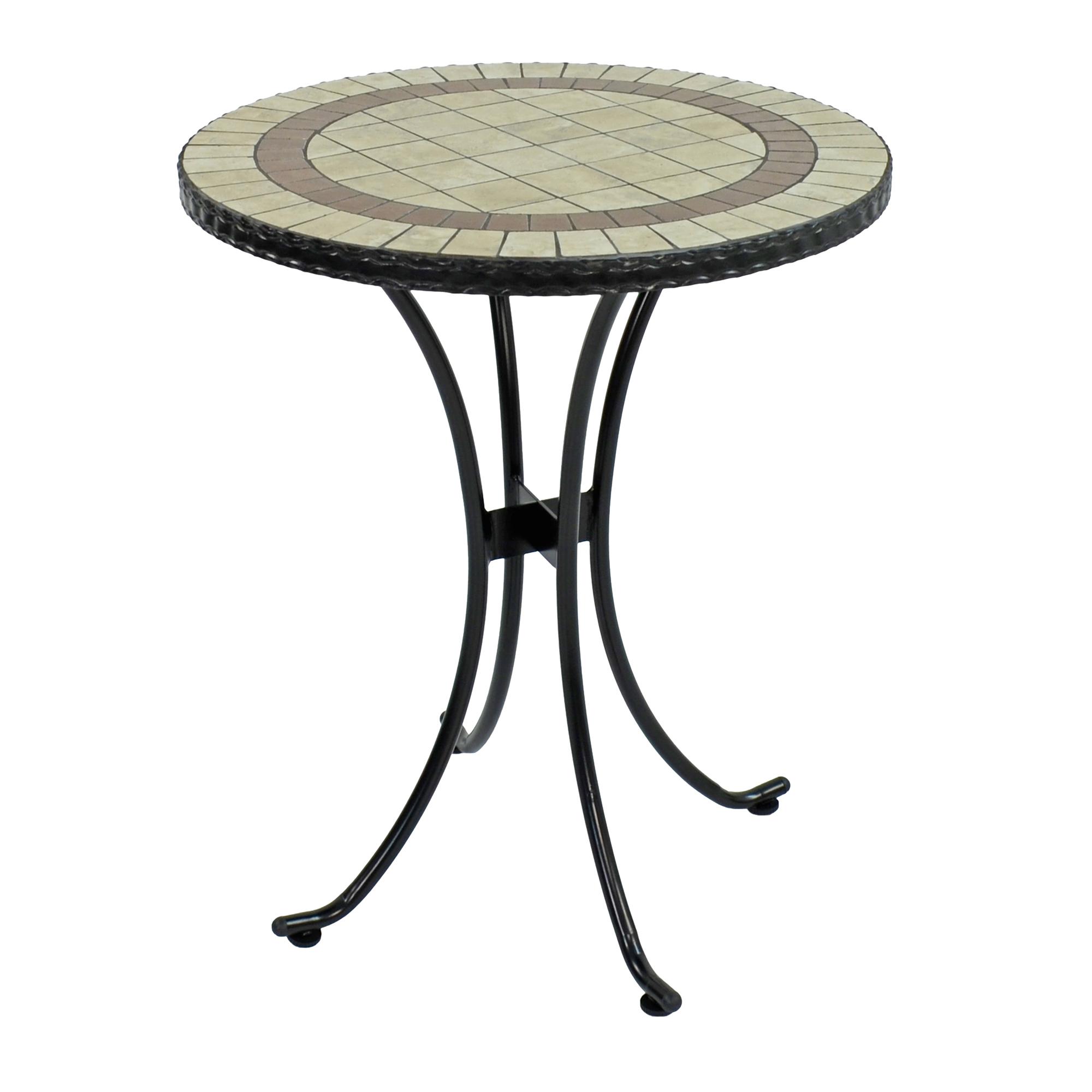 HENLEY 60CM BISTRO TABLE PROFILE WS1