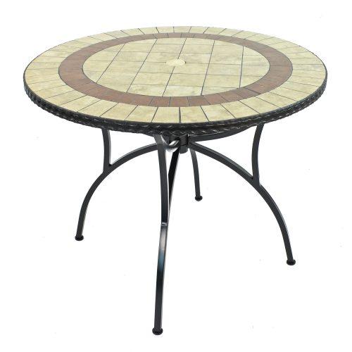 HENLEY 91CM BISTRO TABLE PROFILE WS1