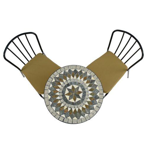 MADEIRA BISTRO 60cm Set Milan Profile WS2